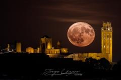 La Luna y la Seu