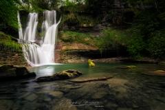 Cascada de Peñaladros