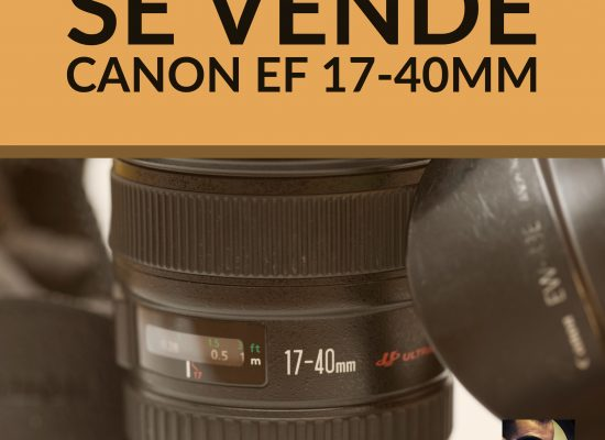 Canon EF 17-40