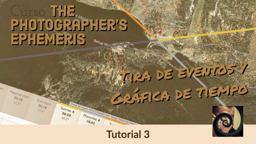 Tutorial Photographer's Ephemeris - planificar un atardecer - Jorge Lázaro