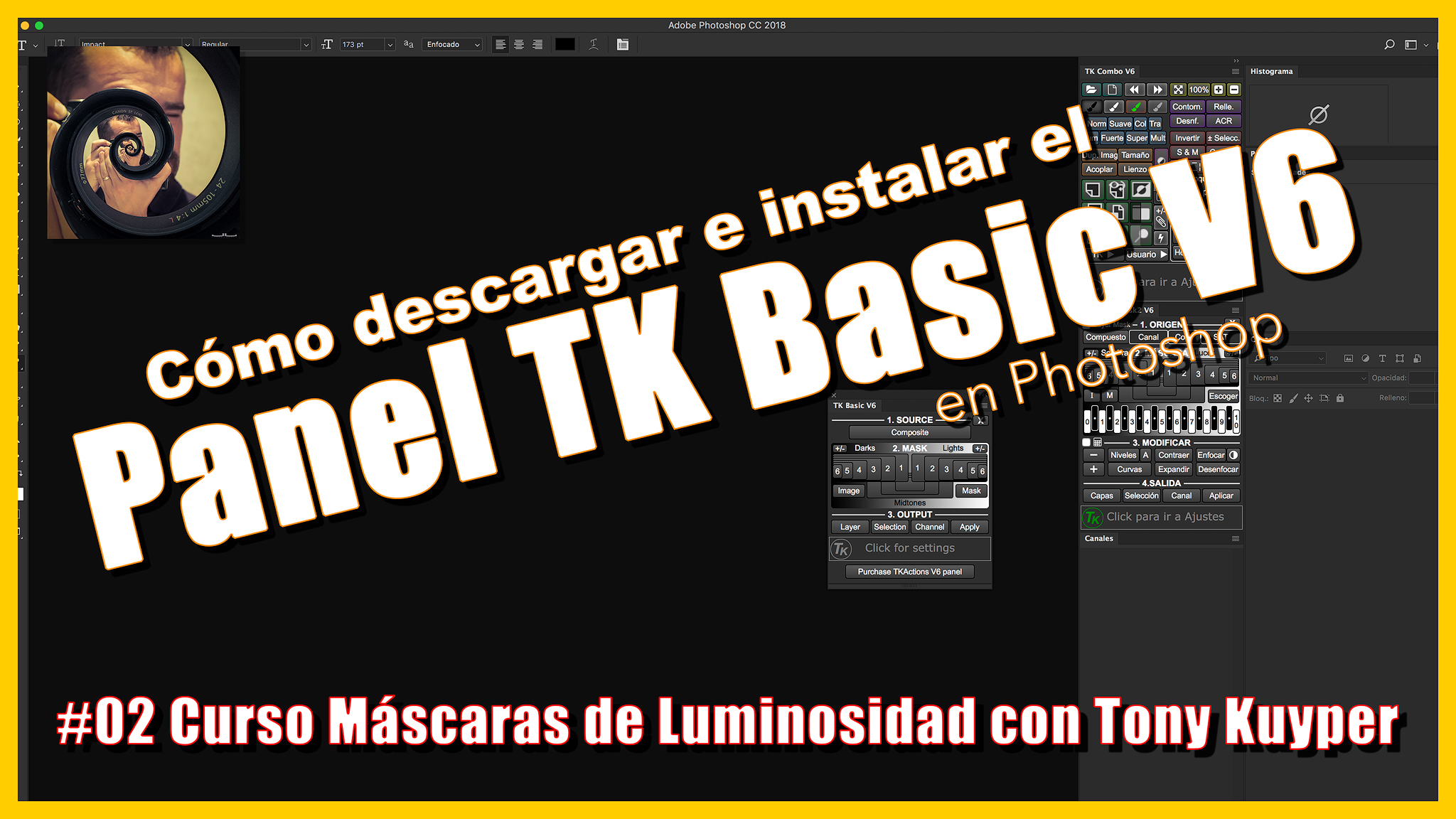 Descargar e instalar el TK Basic V6 - Jorge Lázaro