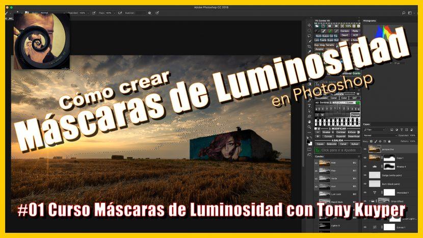 Crear máscaras de luminosidad - Jorge Lázaro