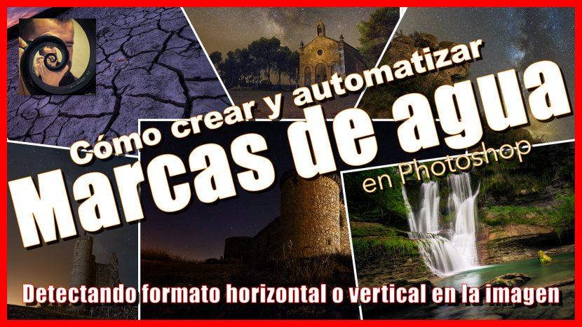 Crear y automatizar marcas de agua en photoshop - Jorge Lázaro