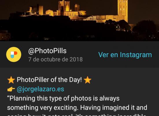 PhotoPills Awards - Jorge Lázaro