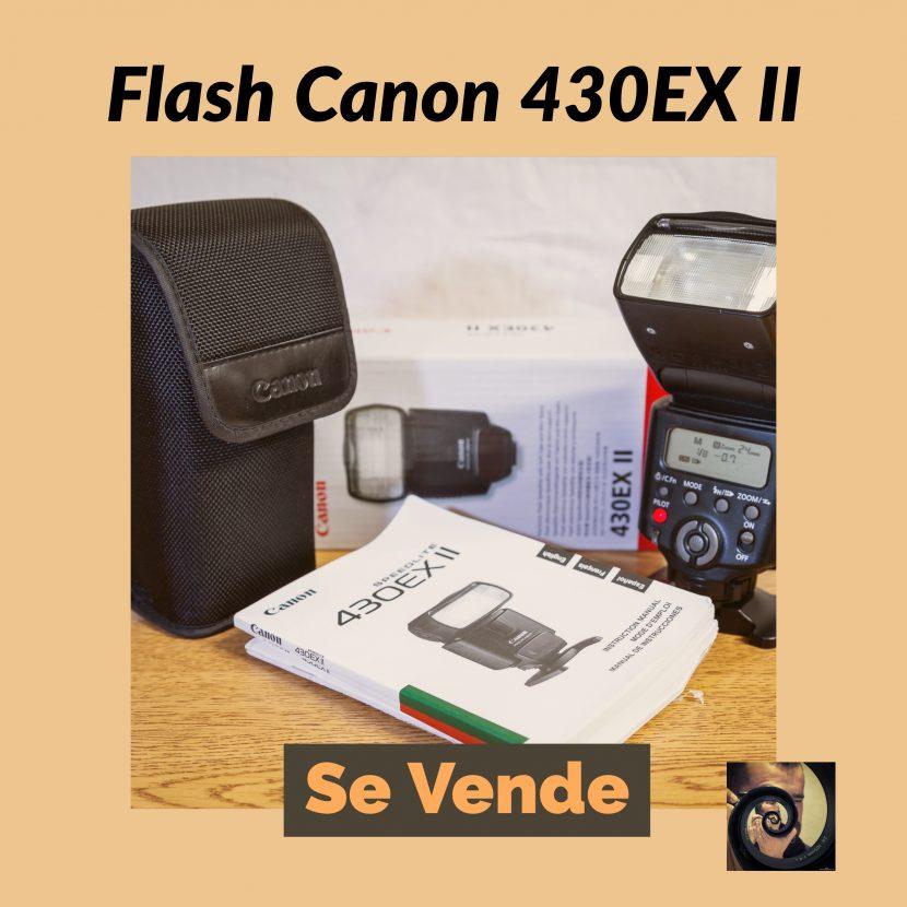 Canon Speedlite 430EX II - Jorge Lázaro
