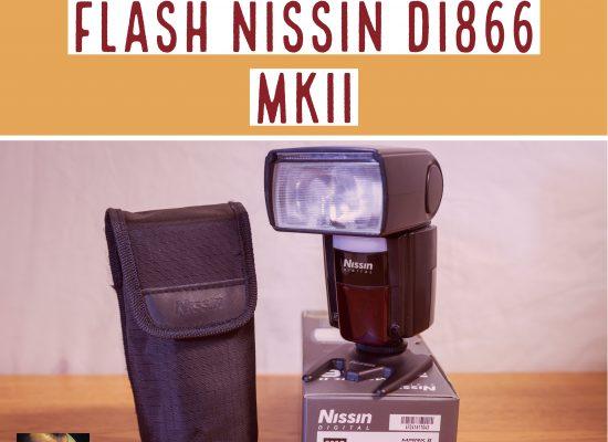 Flash Nissin Di866 MkII - Jorge Lázaro