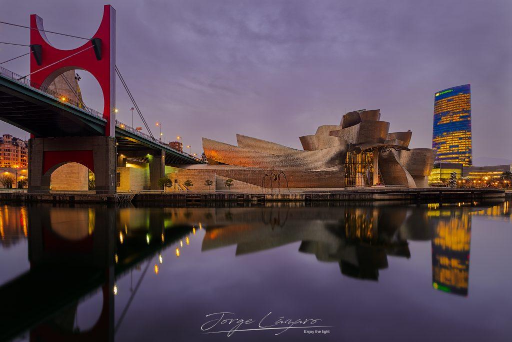 Guggenheim Bilbao - Jorge Lázaro