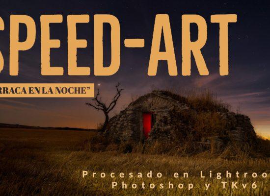 Speed ART - Jorge Lázaro