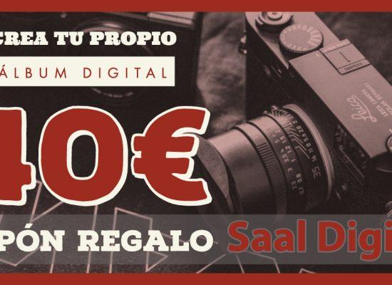 Álbum en Saal Digital - Jorge Lázaro