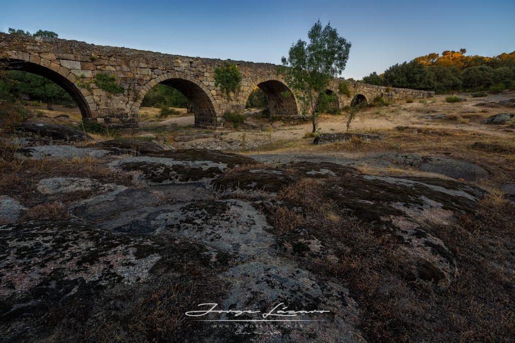 Puente Mocho - Ledesma (Salamanca)