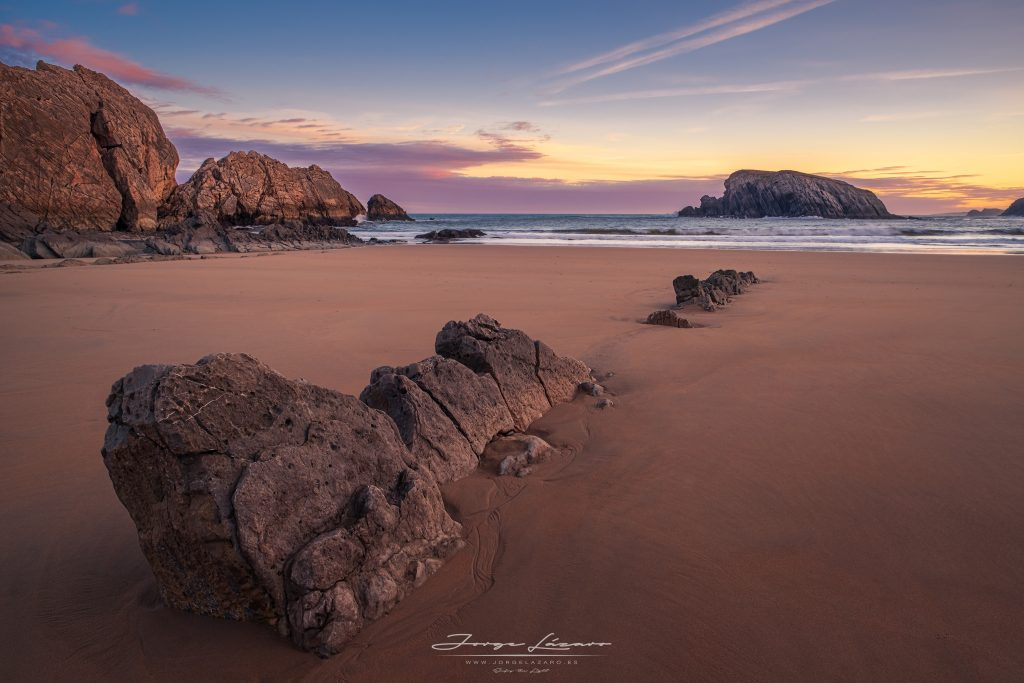 Playa de la Arnía - Jorge Lázaro