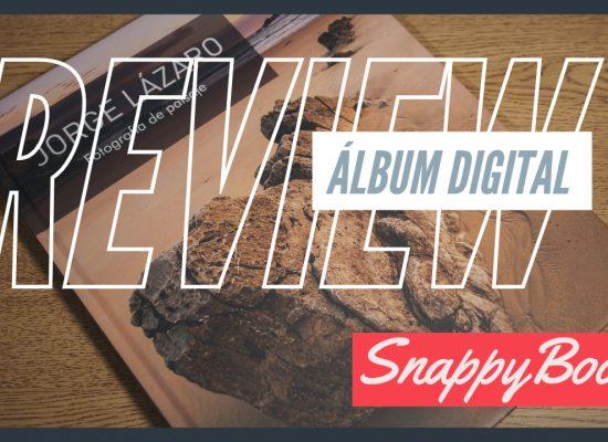 Review álbum digital - Jorge Lázaro
