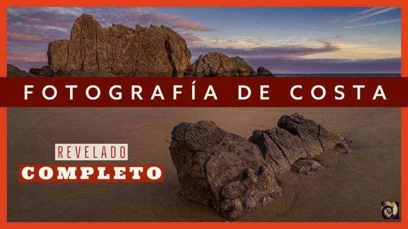 Revelado en fotografía de costa - Jorge Lázaro