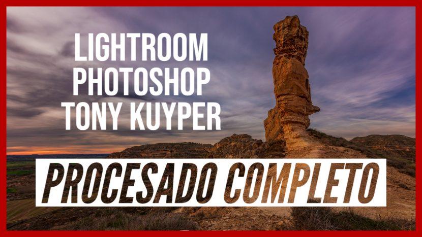 Procesado fotografía paisaje - Jorge Lázaro