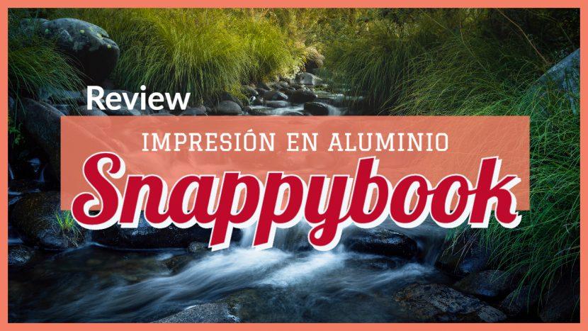 Impresión en aluminio Snappybook - Jorge Lázaro