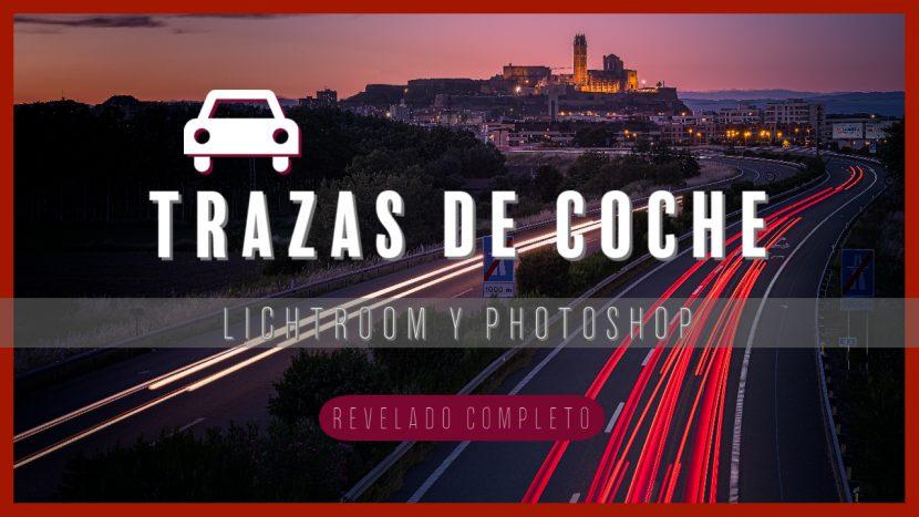 trazas de coche - Jorge Lázaro