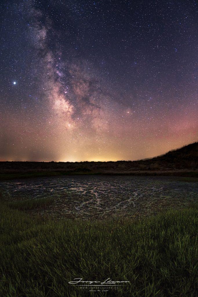 En el Centro de la Galaxia - Jorge Lázaro