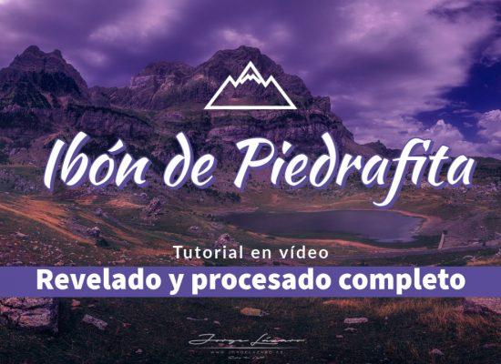 Tutorial Ibón de Piedrafita - Jorge Lázaro