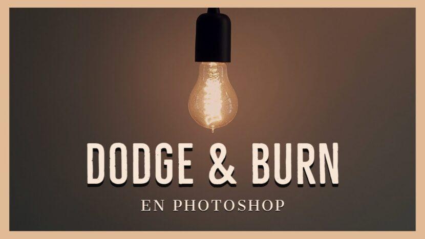 Dodge and Burn en Photoshop