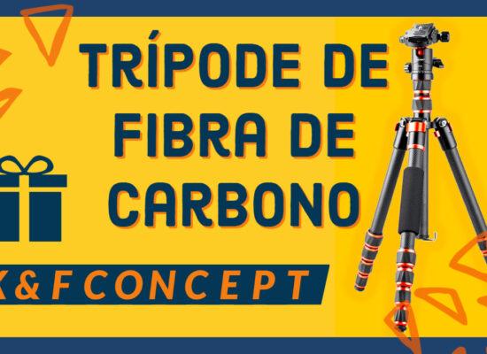 Review trípode fibra de carbono