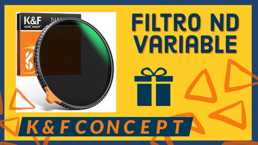 Filtro ND Variable
