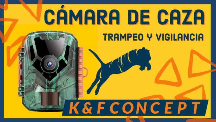 Cámara de caza K&F Concept